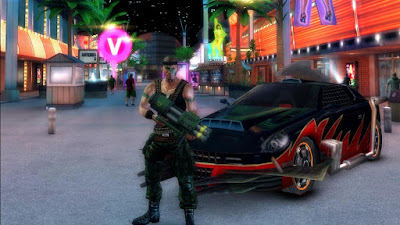 Gangstar Vegas v2.4 MOD APK Full Version