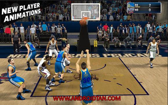 NBA 2K15 Apk Free Download