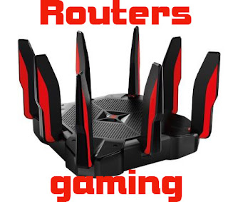routers gaming