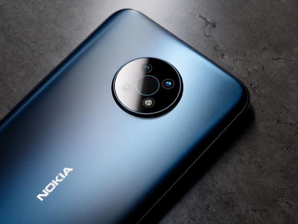 Nokia G50 هاتف نوكيا الجديد إليك المواصفات والسعر