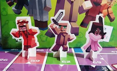Jeu Société Minecraft : le jeu Journal d'un Noob