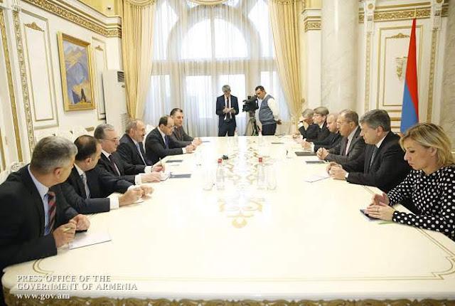 Armenia, el aliado de Rusia (que es socio de Turquia)