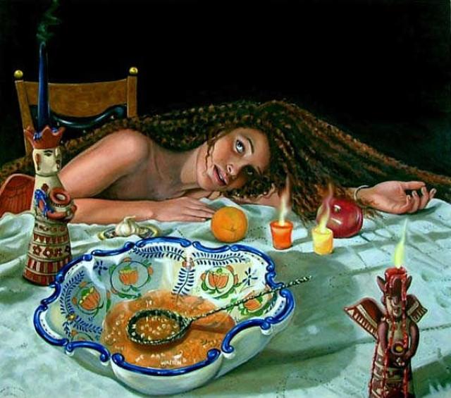 Латиноамериканская культура. Shelley Laffal 2