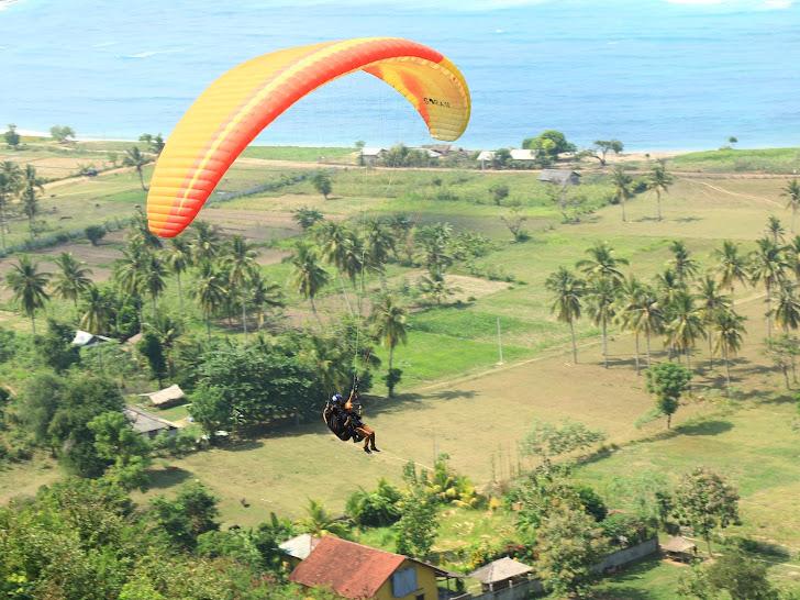 Info Wisata Bukit Pantai Are Guling Lombok