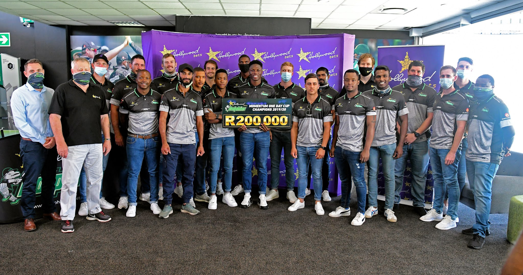 Hollywoodbets Dolphins Star Awards