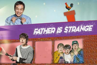 Sinopsis Drama Korea Father Is Strange