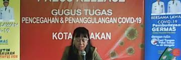 Press Release COVID-19 Tarakan 14 Juli 2020