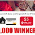 Amazon or Target Gift Card Instant Win Giveaway - 10,000 Winners Win a $2 or $5 Amazon or Target Gift Card. Daily Entry, Ends 12/21/18