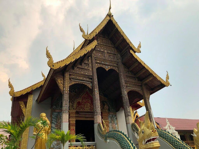 Wat Tung Yu - Chiang Mai