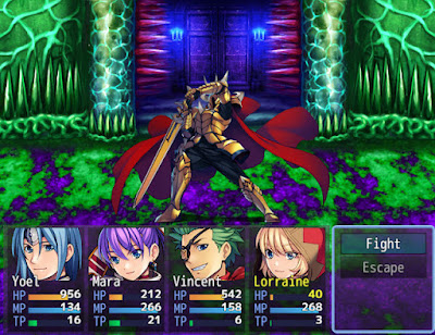 Fated Blade Game Screenshot 4