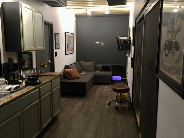 $60,000 40 ft Shipping Container Home, Oklahoma 2