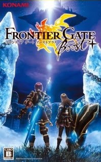 Game Frontier Gate Boost PSP PPSSPP