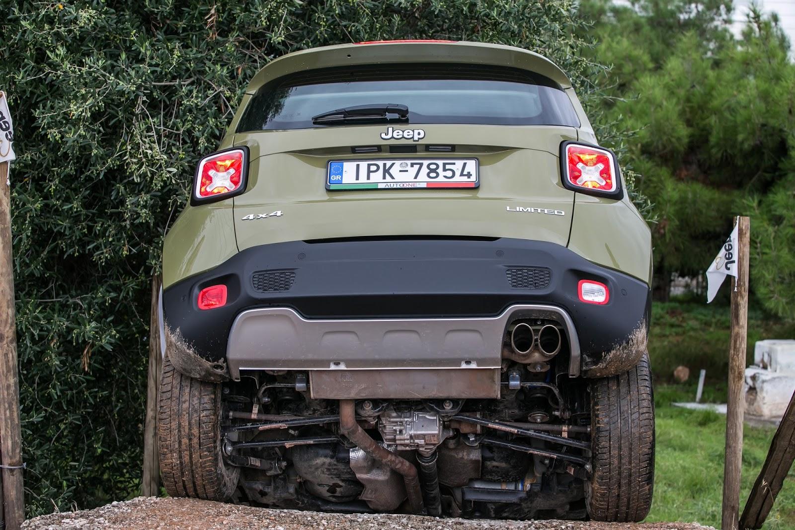 KF 1506 Πετάμε ένα Jeep Renegade σε λάσπες, πέτρες, άμμο, λίμνες. Θα τα καταφέρει; Jeep, Jeep Renegade, Renegade, SUV, TEST, zblog, ΔΟΚΙΜΕΣ