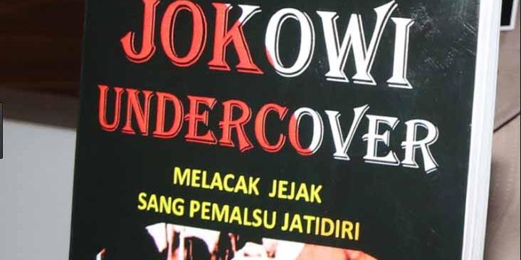 Tanpa Uji Ilimiah Penulis Buku 'Jokowi Undercover' Bambang Tri Dituntut 4 Tahun