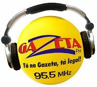 Rádio Gazeta FM de Alta Floresta MT ao vivo