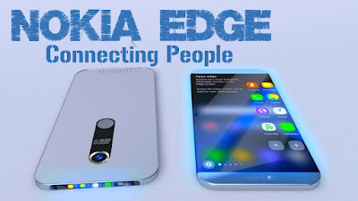 Nokia Edge Expected to be launched on Mar 21, 2018, check for the specifications and price