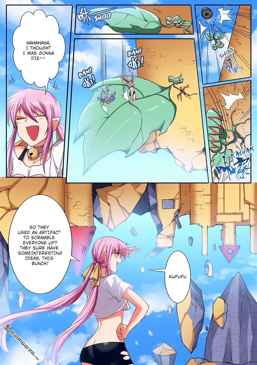HeroQuitALong- Chapter 165