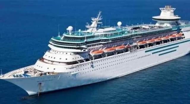 عاجل. كورونا يوقف باخرة قادمة من إيطاليا إلى ميناء طنجة المتوسطي