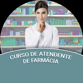 Curso de Atendente de Farmácia ONLINE