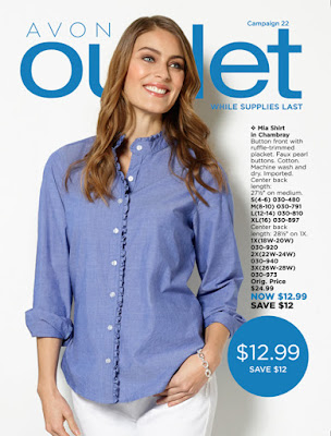 avon outlet catalog 22 2018