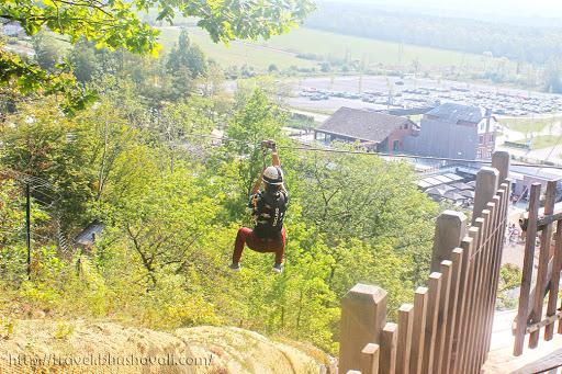 Durbuy Adventure Mega Zipline