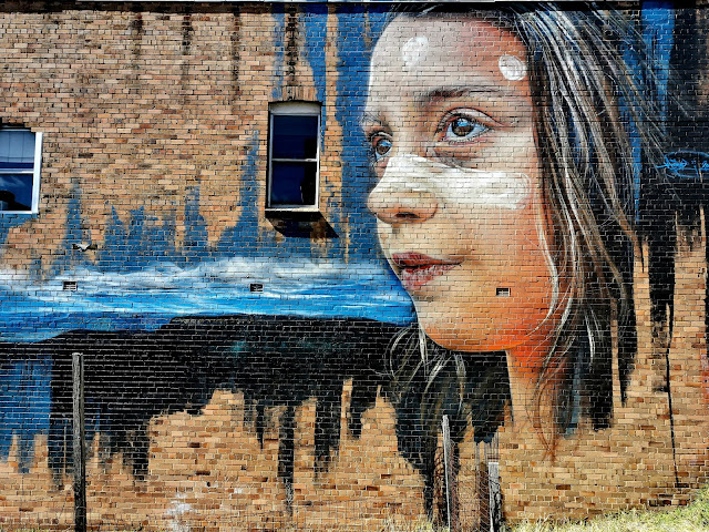 Katoomba Street Art   Adnate