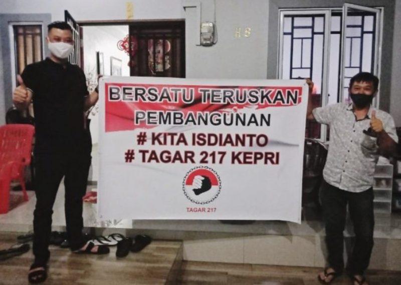 Tagar 217 Gelar Doa Bersama dan Syukuran Atas Dilantiknya Isdianto Menjadi Gubernur Defenitif