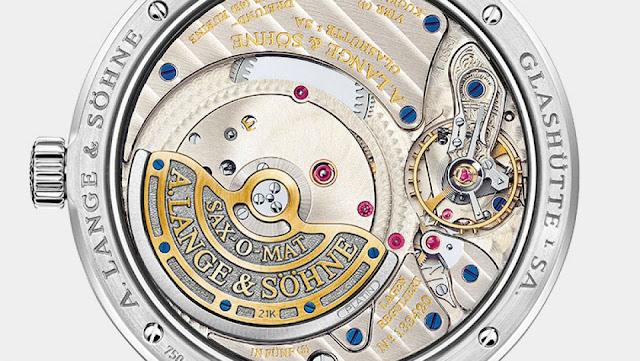 A. Lange & Soehne Saxonia Annual Calendar US Edition