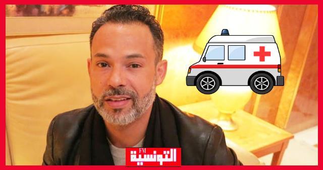 عاجل/ محمد علي النهدي يتعرض لحادث مرور..التفاصيل