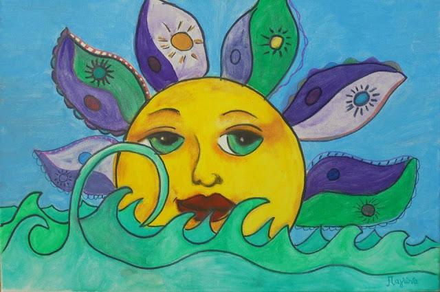 """Το """"Καλλιτεχνικό Εργαστήρι Άργους"""" εκθέτει τα έργα των μαθητών του"""