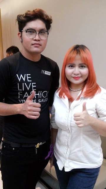 vivere salon philippines, edgar,