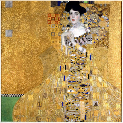 Retrato de Adele Bloch-Bauer, Gustav Klimt