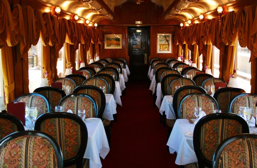Napa Valley Wine Train Wedding Venues