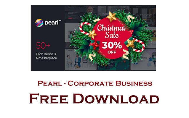 Pearl - Corporate Business WordPress Theme