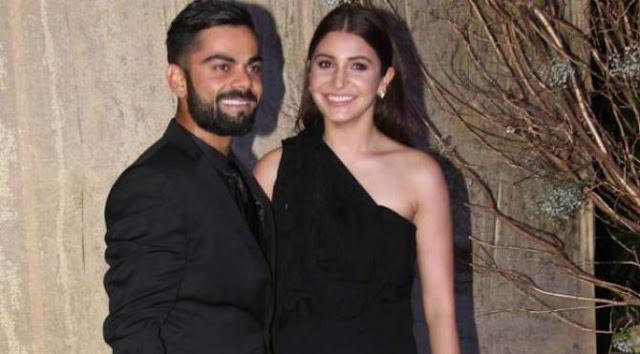 Virat Kohli And Anushka Sharma Love Story