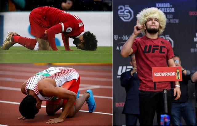 Dakwah Garang di Gelanggang Olahraga