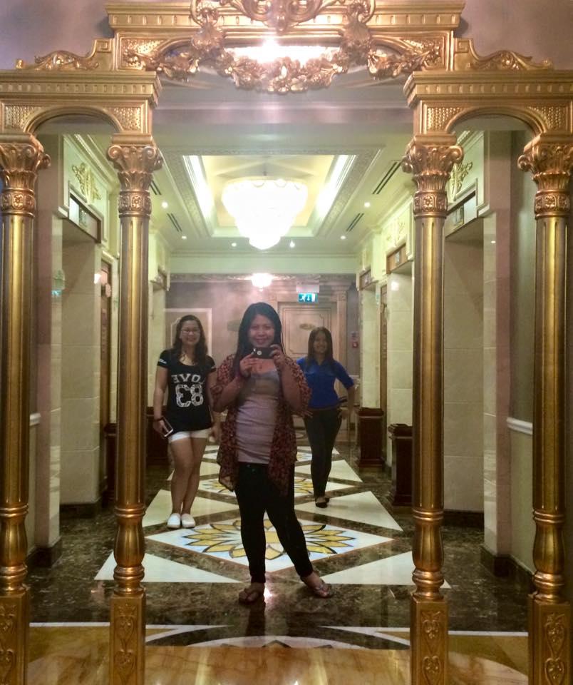  Travel  First Timers in Abu Dhabi, UAE