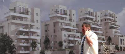 Israel tem custo alto com assentamentos