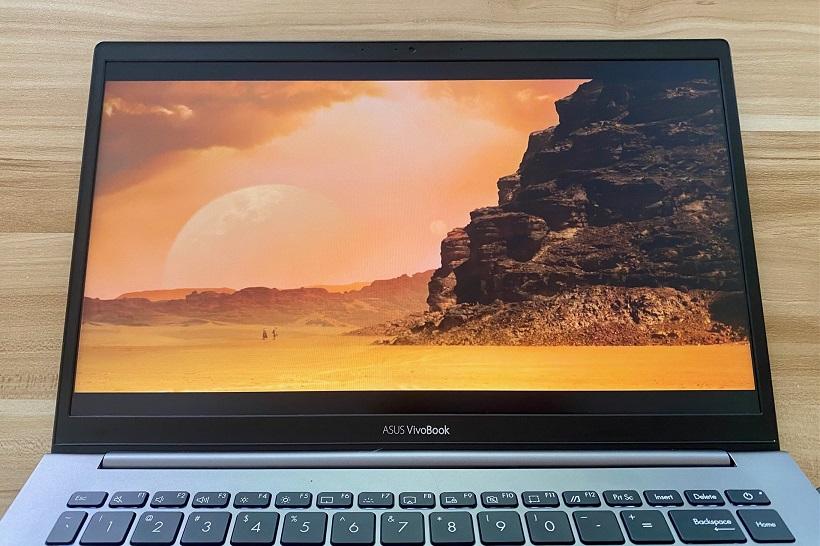 ASUS VivoBook S14 S433 Review - Netflix