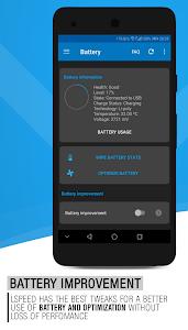 L Speed Battery Saver Mod Lite