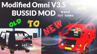 Mod Bussid Modified Omni Car