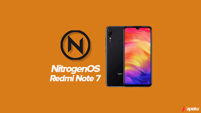 ROM NitrogenOS Xiaomi Redmi Note 7 ( LAVENDER )