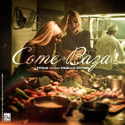 Titica feat. Pabllo Vittar – Come e Baza (Afro house)