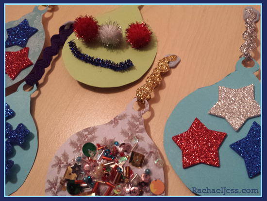 Christmas Kids Craft with Bostik