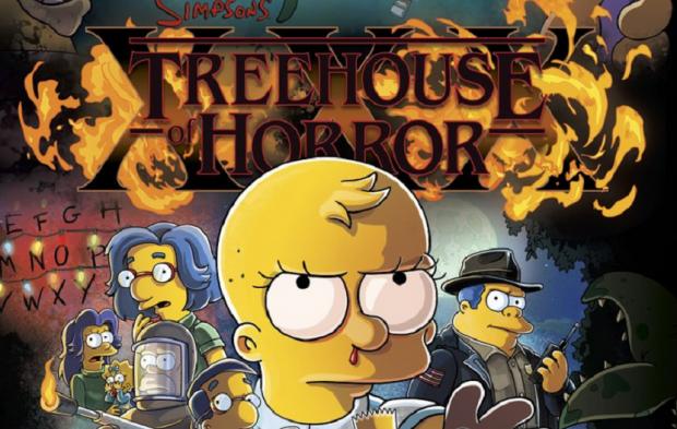 Os Simpsons terá episódio de Halloween baseado em Stranger Things