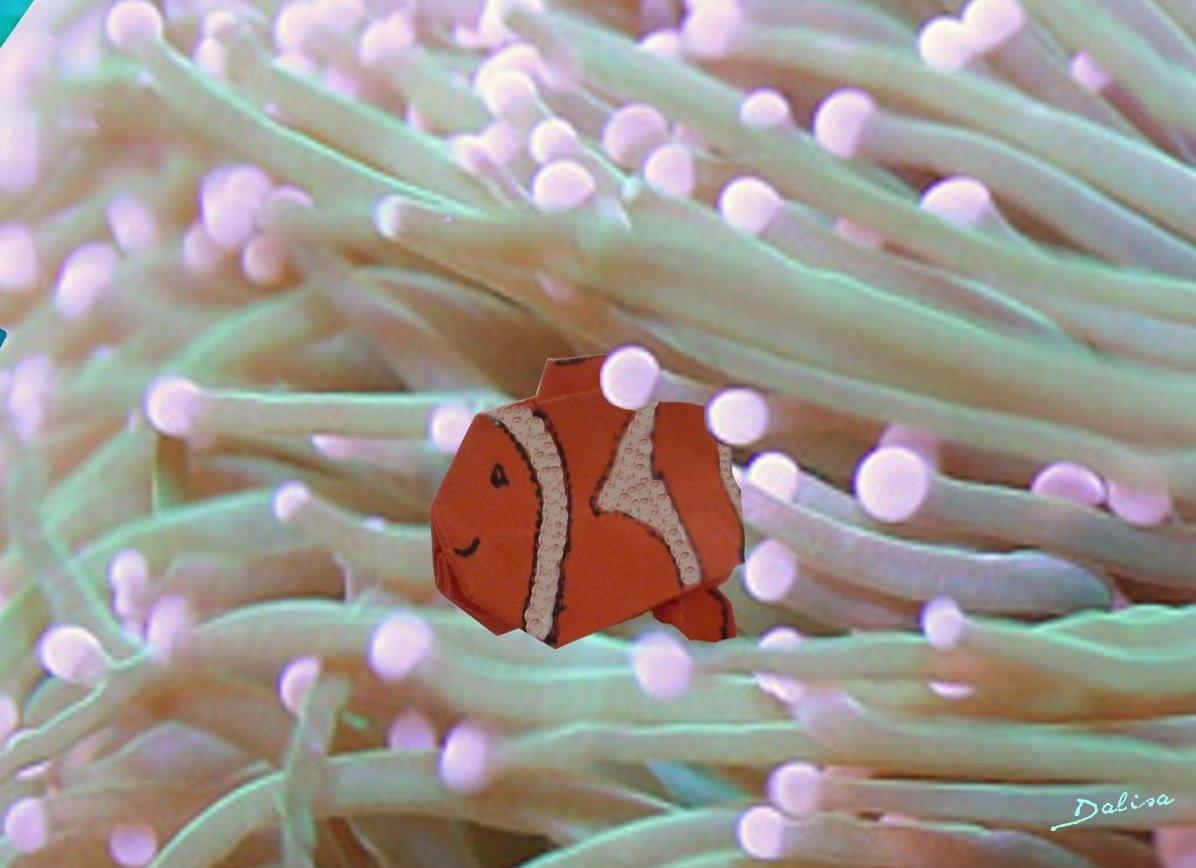 Gamipasion: Origami, Papel y Pasión: Verano en arrecife - photo#20