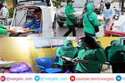 Ramadhan Berkah, Berbagai Hasil Olahan Dari Dapur Lapangan TNI AD Dibagikan ke Masyarakat