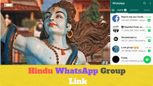 75+ Best Hindu WhatsApp Group Link List Collection