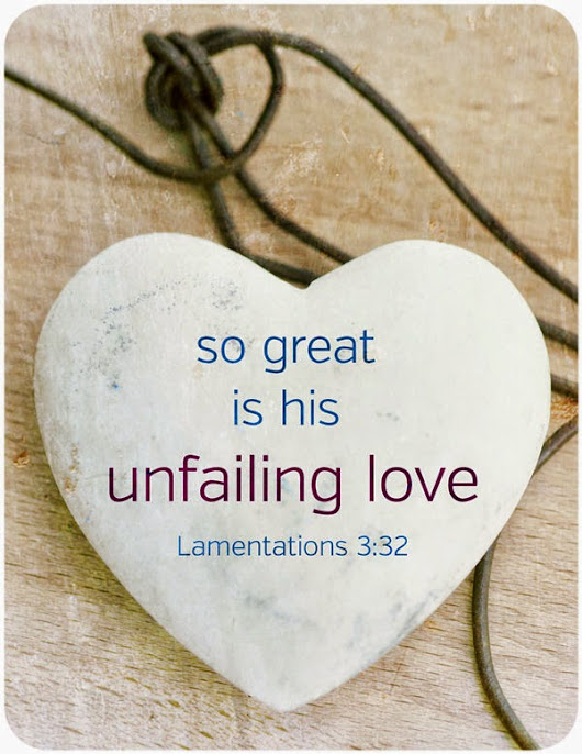 Faithful Love