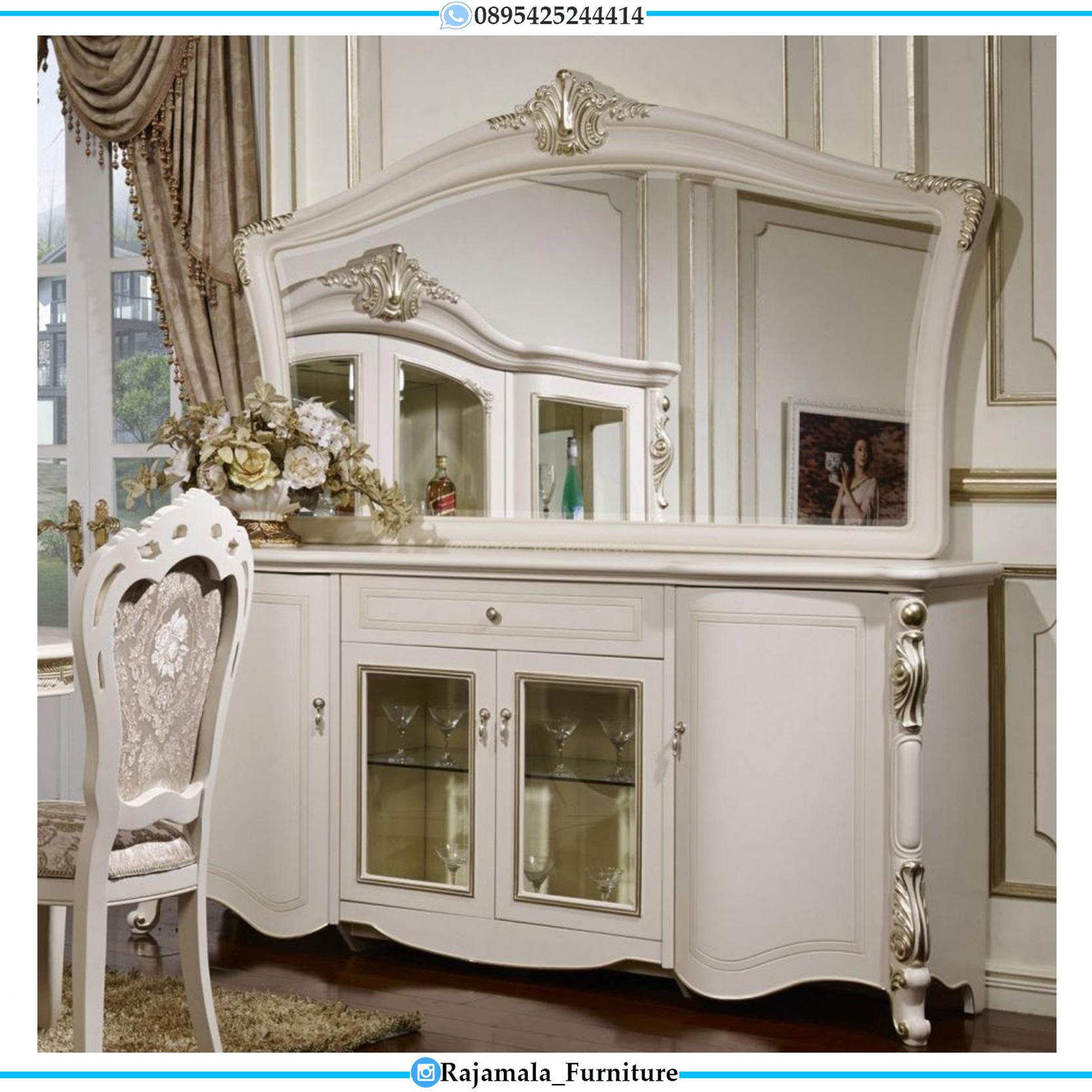 Meja Hias Bunga Desain Luxury Living Room Inspiring RM-0106